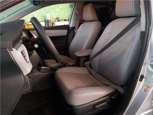 Toyota Corolla 2017 2.0 xei 16v flex 4p automático - Foto 9