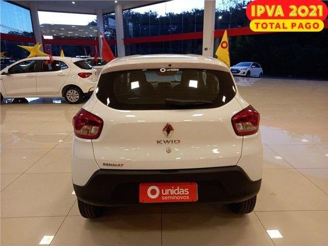 Renault Kwid 2021 1.0 12v sce flex zen manual - Foto 11