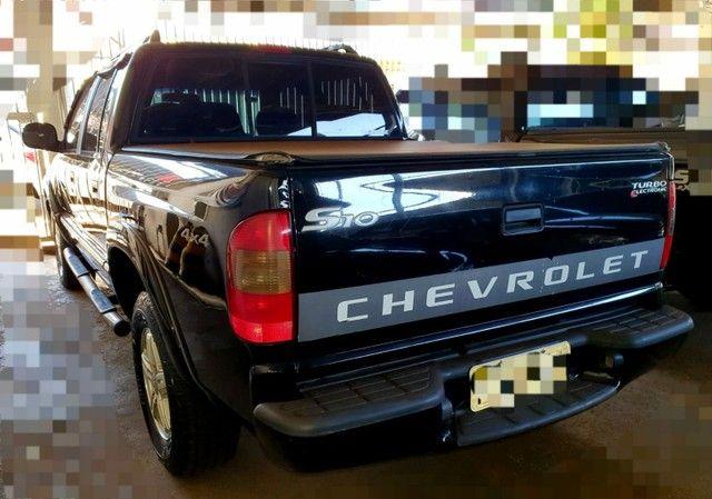 S10 diesel 4x4 completa executiva está conservação muito boa - Foto 8