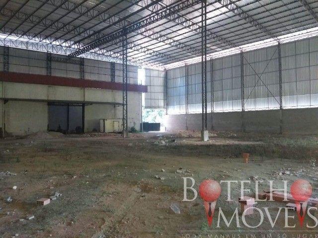 Alugo Galpão 2.000 m² Av Principal Avcb Cidade de Deus Nova Cidade - Foto 3