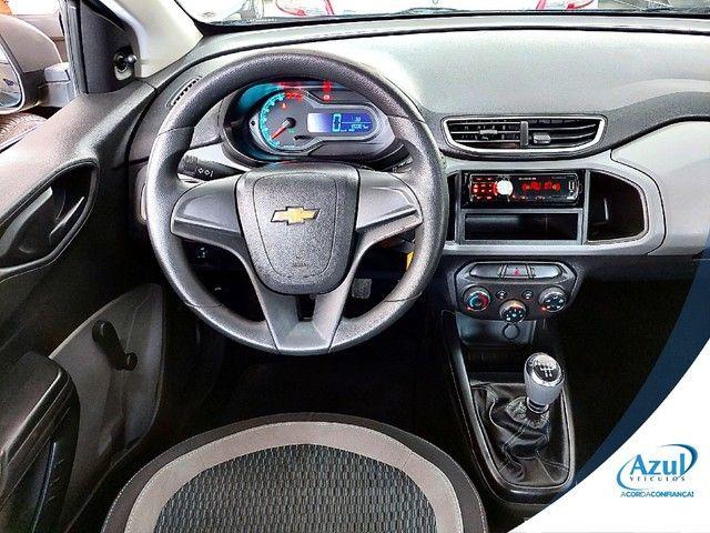 Chevrolet Onix 1.0 MPFI LS 8V FLEX 4P MANUAL - Foto 4