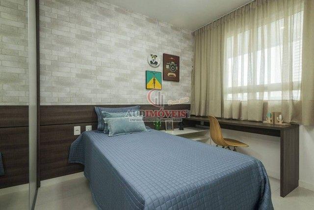 Apartamento para venda possui 90 metros quadrados com 3 quartos em Guararapes - Fortaleza  - Foto 6