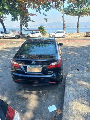 Hyundai HB20S 1.6 2014 completo automatico - Foto 5