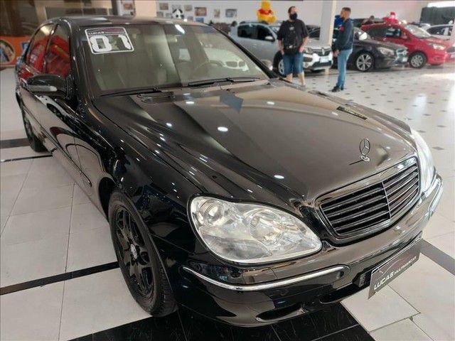 Mercedes-benz s 500 l 5.0 32v v8 - Foto 2