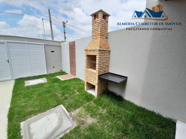Casa Nova com 2 suítes, financiada pela Caixa Econômica  - Foto 3