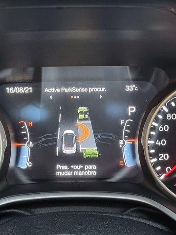 Jeep Compass Longitude 2.0 Flex 2021/2021 - Foto 5