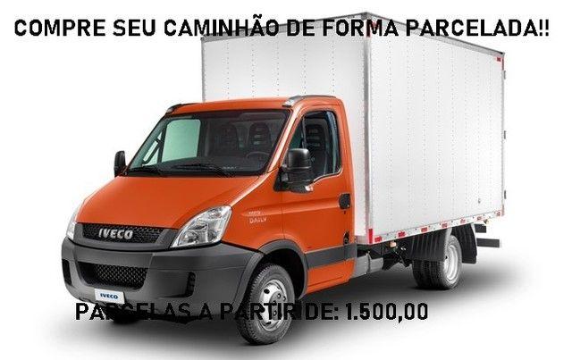 Caminhão Báu Parcelado  - Foto 2