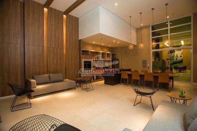 Apartamento para venda possui 90 metros quadrados com 3 quartos em Guararapes - Fortaleza  - Foto 11