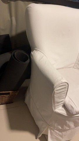 Potrona balança sobre confortável  - Foto 3