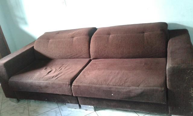 Sof cama m veis barra do cear fortaleza olx for Olx sofa cama