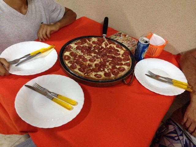 Pizzaria Completa
