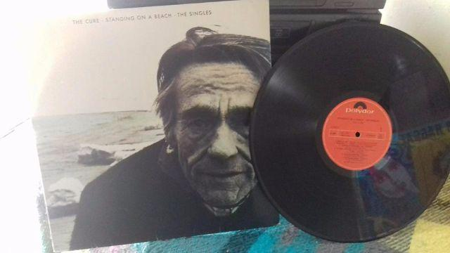 The Cure Lp Standing On A Beach The Singles (1986)