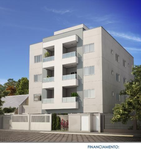 Apartamento 2 quartos Centro c/garagem coberta apenas 125.990,00 mil