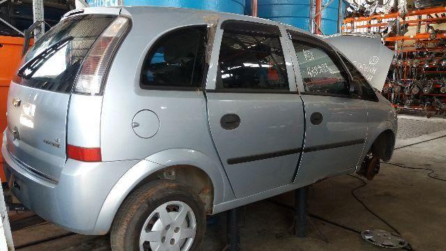 Pecas Usadas Chevrolet Meriva 2009 2010 1 8 8v Flex 114cv Cambio