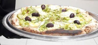 Buffet de pizza artesanal em sua casa