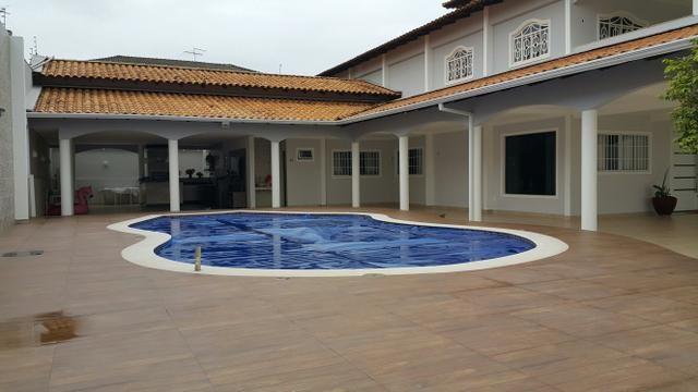 Casa sobrado 5 quartos suítes piscina churrasqueira rua 6 Vicente pires - Foto 4