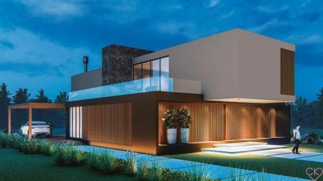Casa residencial à venda, alphaville, gramado.