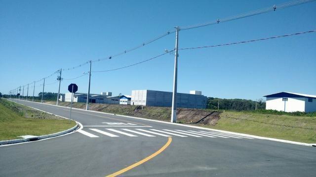 Terrenos industriais em Araquari parcelado direto com a loteadora - Foto 12