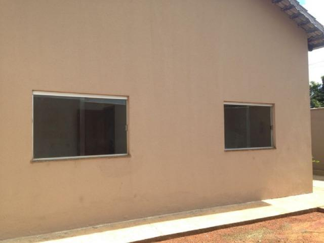 Casa 3 quartos-Ágio: 100.000,00-Saldo devedor 97.000,00-1 suíte-130 m², Jd. Itaipu-Goiânia - Foto 4