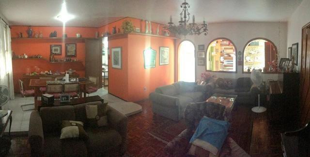 Casa plana na varjota, 3 suítes, esquina, 4 vagas de garagem, Piscina, próx Via expressa - Foto 3
