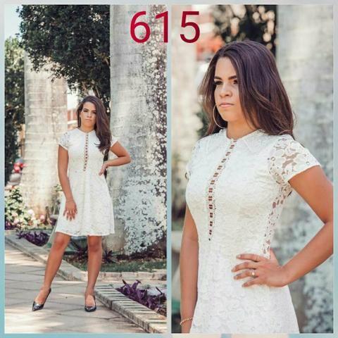 1f91675d3 Vestidos moda evangelica - Roupas e calçados - Praia Grande ...