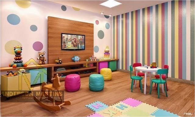 Apartamento à venda com 2 dormitórios em Jardim camburi, Vitória cod:8628 - Foto 4