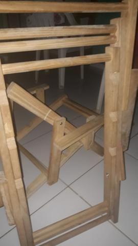 Vendo armação de cadeira de madeira
