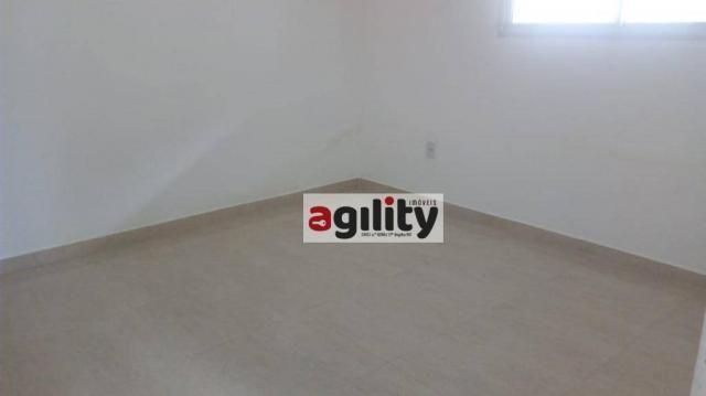 Casa com 3 dormitórios para alugar, 95 m² por r$ 1.400/mês - liberdade - parnamirim/rn - Foto 8