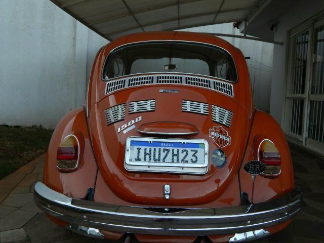 Fusca 1500 raridade / antigo/ Não Brasília, Variant, Kombi - Foto 9