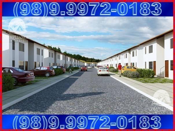 Plaza Das Flores II e III, apartamentos 2 quartos à venda, Paço do Lumiar - Foto 2