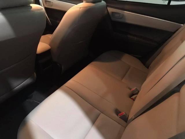 Toyota Corolla 27.000KM! XEi Automático - Modelo Novo - 2018 Só comigo via * - Foto 6
