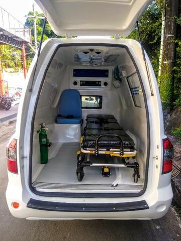 Ambulância Simples Remoção - Foto 7