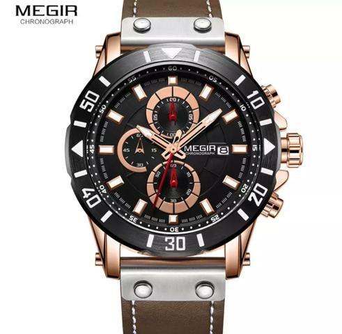Relógio Multifuncional Original MEGIR - Foto 3