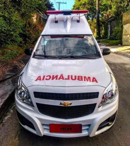 Ambulância Simples Remoção