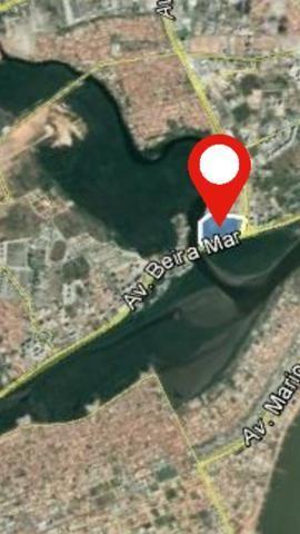 Área (terreno) Comercial/Residência na Av. Beira Mar - Foto 2