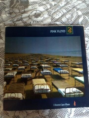 LP Pink Floyd - A Momentary Lapse of Reason - Nacional
