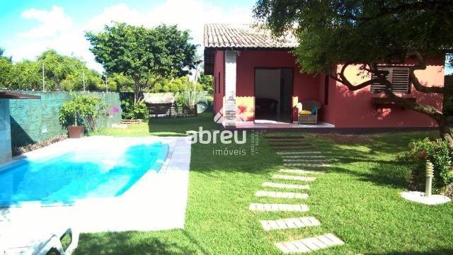 Casa à venda com 3 dormitórios em Pium (distrito litoral), Parnamirim cod:820506 - Foto 3