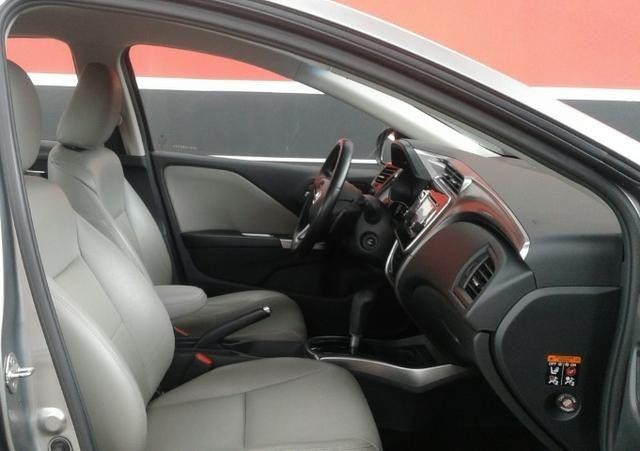 Honda City EX 1.5 CVT R$ 53.000,00 Arthur Veículos - Foto 6