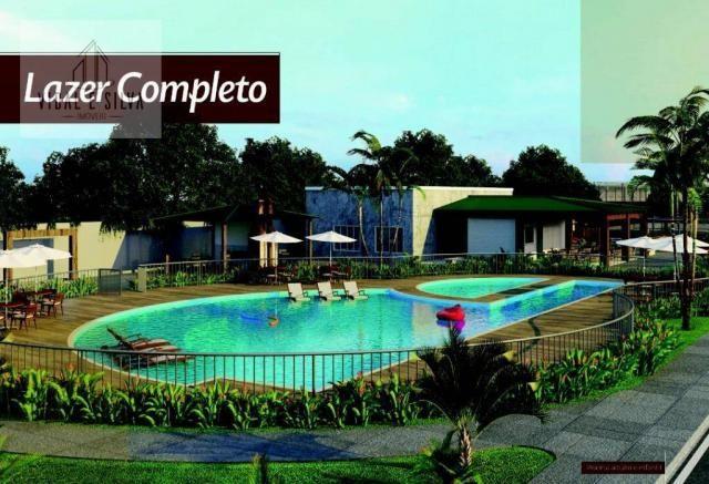 Condomínio euroville, terrenos, lotes residenciais, 160m² à 365m² - centro - ananindeua/pa - Foto 6