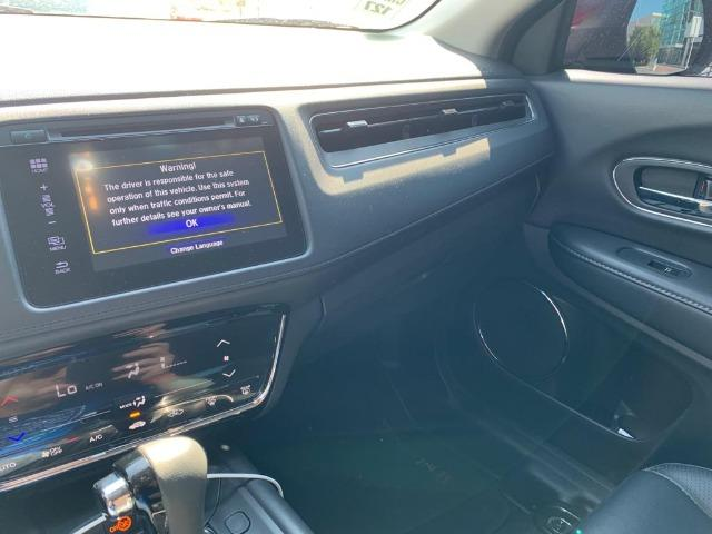 Honda HR-V Touring 2018 com GNV - Abaixo da FIPE - Foto 6