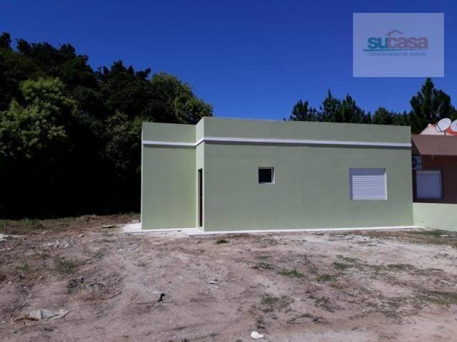 Casa com 1 dormitório à venda, 80 m² por r$ 190.000 - recanto de portugal - pelotas/rs - Foto 4