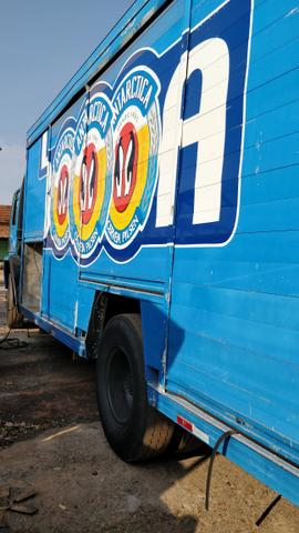 Ford cargo 1215 Mb 1618 mb 1414 ford 1215 cargo 1717 ford 1617 cargo 1215 barato - 1995 - Foto 5