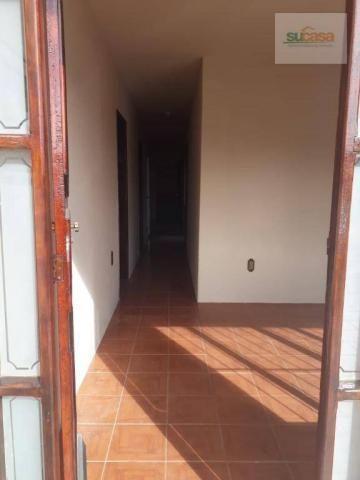 Casa com 3 dormitórios para alugar, 1 m² por R$ 1.150/mês - Fragata - Pelotas/RS - Foto 4