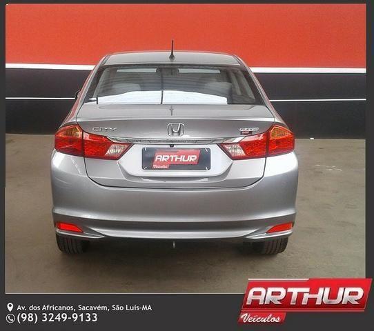 Honda City EX 1.5 CVT R$ 53.000,00 Arthur Veículos - Foto 10