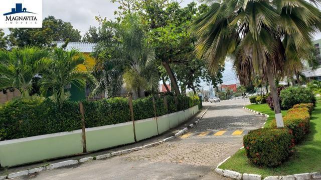 Terreno 900m². Nascente. Plano. Condomínio Jardim Santo Antônio. Estrada do Coco - Foto 13