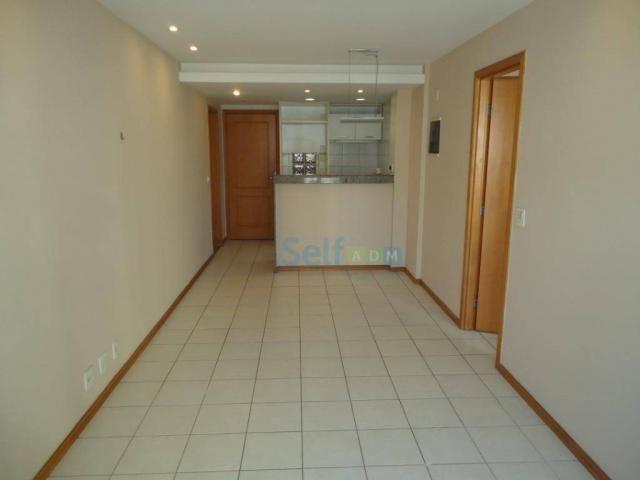 Apartamento com 1 quarto para alugar, 47 m² - icaraí - niterói/rj - Foto 3