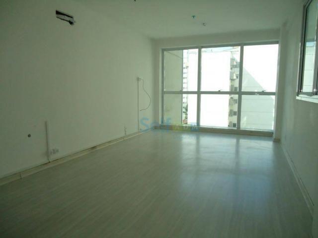 Sala para alugar, 27 m² - Icaraí - Niterói/RJ - Foto 3