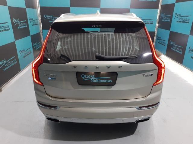 Volvo xc90 2016/2016 2.0 inscription turbo gasolina 4p 4x4 automático - Foto 7