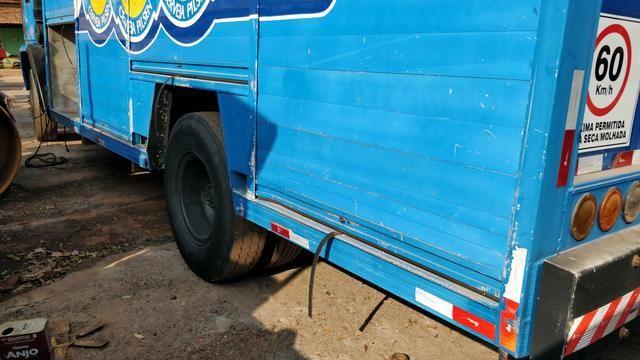 Ford cargo 1215 Mb 1618 mb 1414 ford 1215 cargo 1717 ford 1617 cargo 1215 barato - 1995 - Foto 4