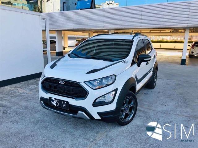 Ford Ecosport Storm 2.0 4x4 Automática com Teto Solar - 2019